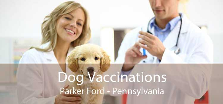 Dog Vaccinations Parker Ford - Pennsylvania
