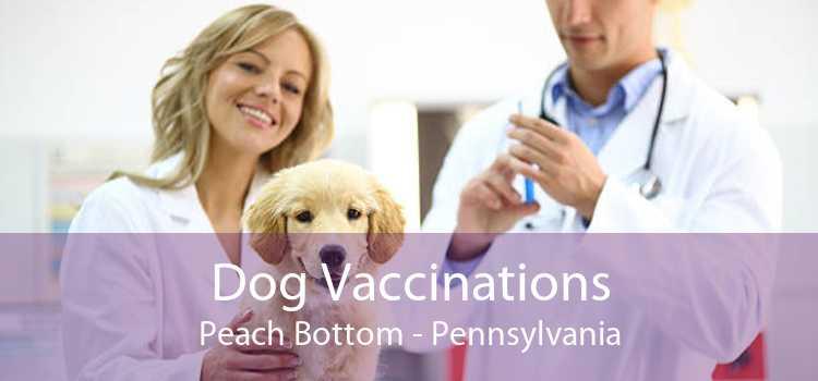 Dog Vaccinations Peach Bottom - Pennsylvania