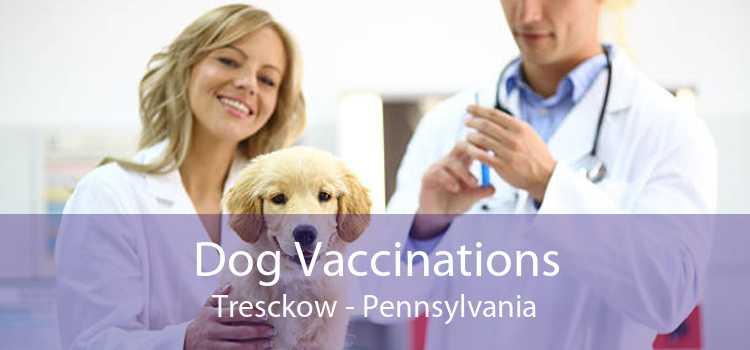 Dog Vaccinations Tresckow - Pennsylvania
