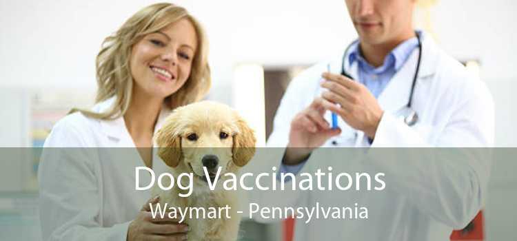 Dog Vaccinations Waymart - Pennsylvania